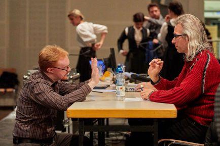 Jörg Tremmel, der dem einen oder anderen auch von unseren https://littlemoresonic.com/ Hörspielen bekannt vorkommen dürfte, im Gespräch mit Komponist Andreas Rüsing.